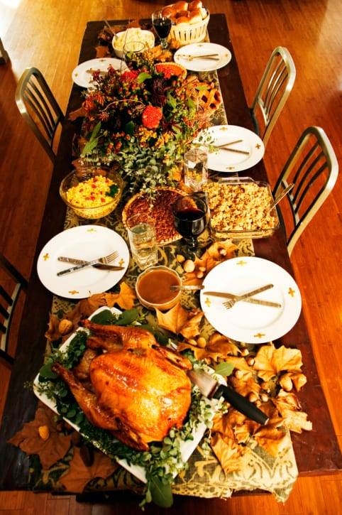 THANKSGIVING HOME & TRAVEL TIPS